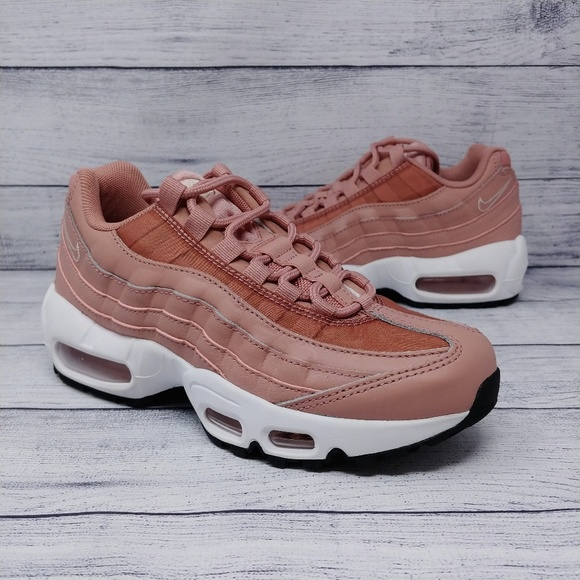 brand new 8593b 03541 Nike Shoes | Wmns Air Max 95 Womens Sneakers Pink | Poshmark